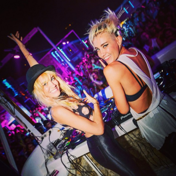 Photo cred: NERVO Facebook page